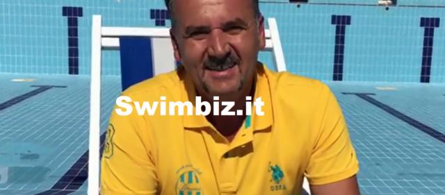 Arian Fetishaj a Swimbiz: dura lontani dall'acqua, ma il nuoto non si dimentica mai